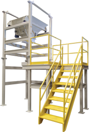 Bulk Bag Dischargers for the Food Industry
