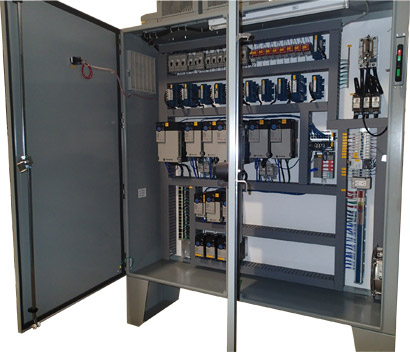 Control Panel (Open)