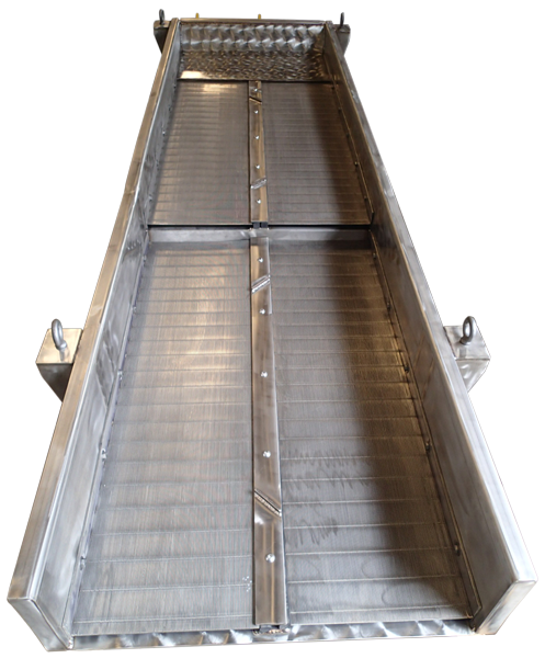 Vibratory Screener Wedge Wire (304 Stainless)