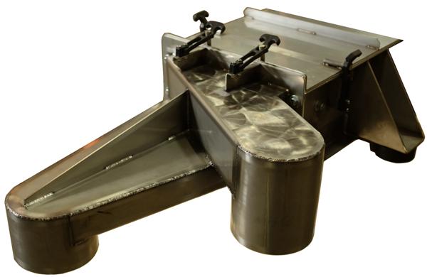 Pneumatic Screener (Dual) ( 316 Stainless)