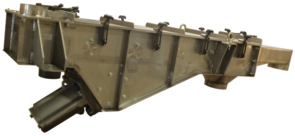 Pneumatic Screener (316 Stainless)