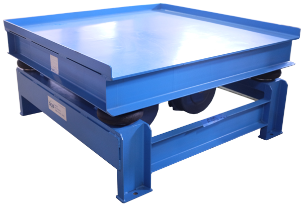 Flat Deck Vibrating Table