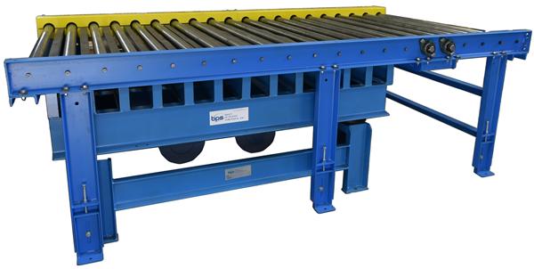 Drid Deck VIbratory Table Conveyor