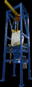 Bulk Bag Discharger with hoist (MTD-4K)