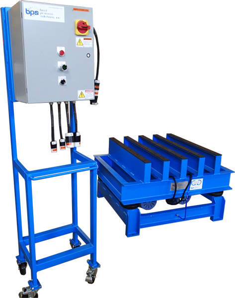 Portable Control Vibratory Grid Table