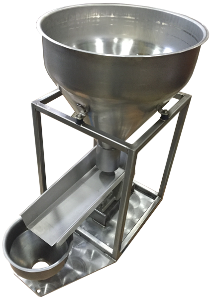 Stainless Steel Hopper Feeder