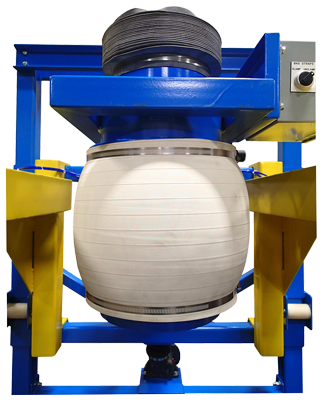 Bulk Bag Filler Header (Inflated)