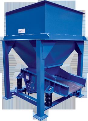 Air Powered Vibratory Feeder (Model AFL)