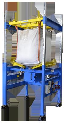 Bulk Bag Discharger with Bag (MTD 2-5)