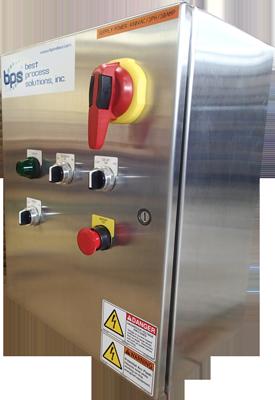 NEMA 4x Control Cabinet