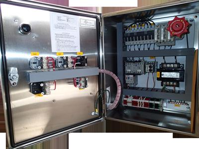 NEMA 4x Control (Open)