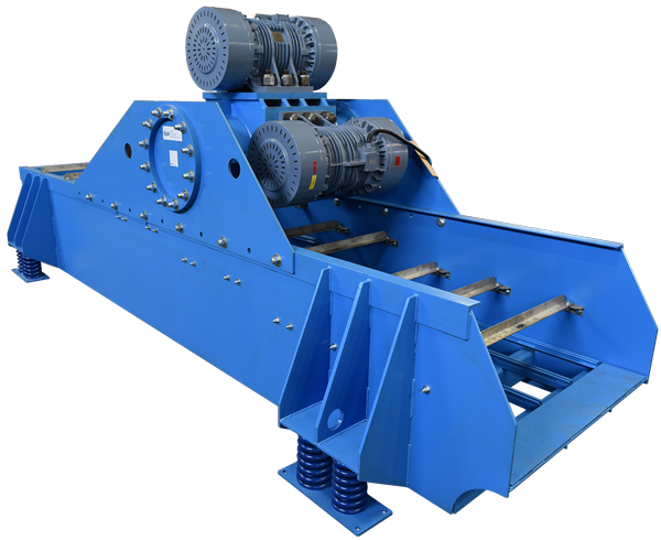 Screener with Above Mounted Motors