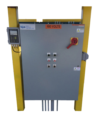PLC Controls for Container Loading System