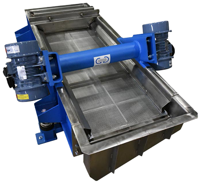 Vibratory Screeners for the Food Industry