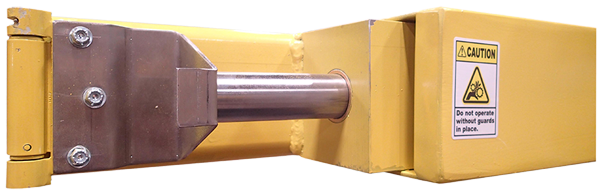Bag Clamp (Clamped)