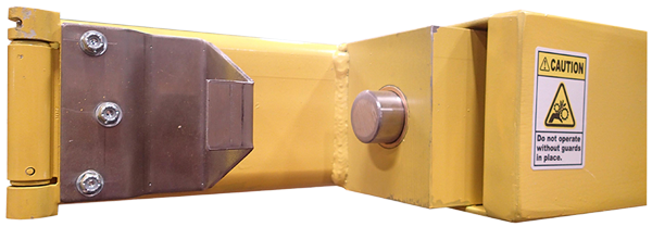 Bag Clamp (Unclamped)