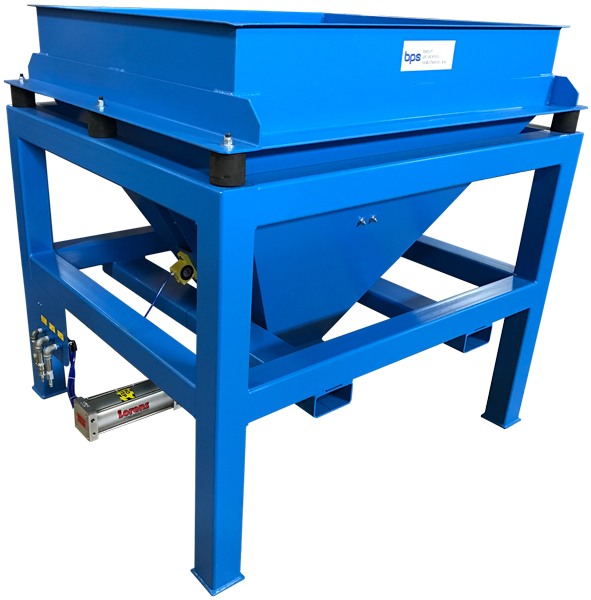Bulk Bag Unloader Portable Hopper