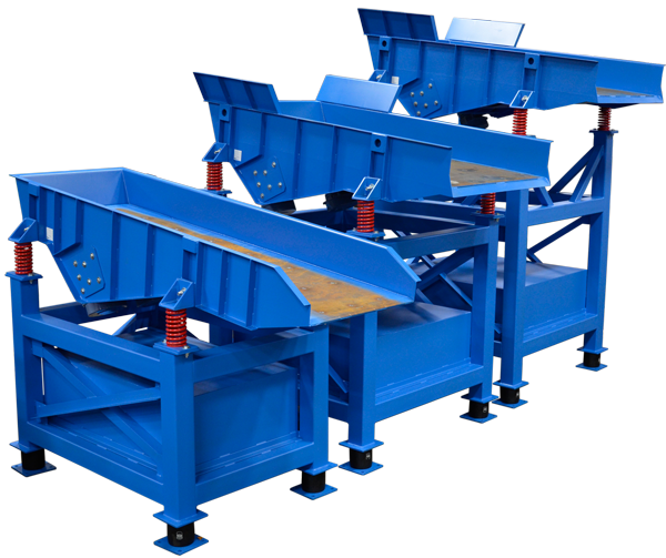 Vibratory Feeders for the Mining Industry
