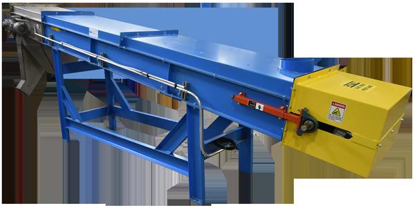 Magnetic Head Pulley Conveyor