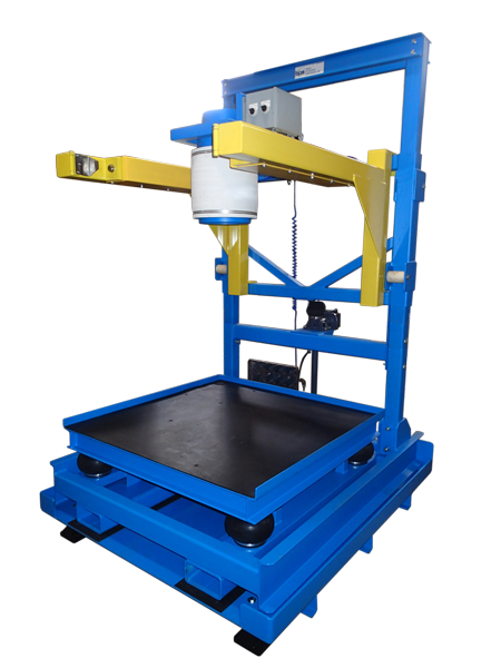 Portable Bulk Bag Loader