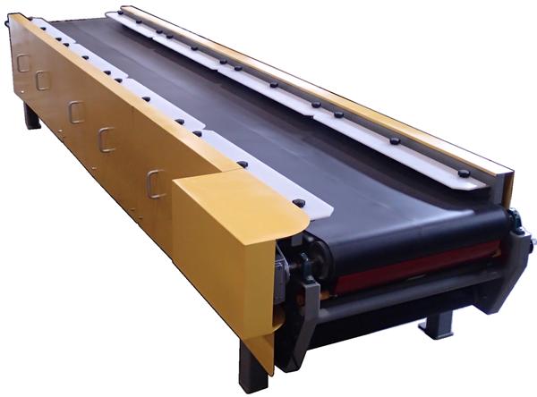 Vibratory Belt Conveyor