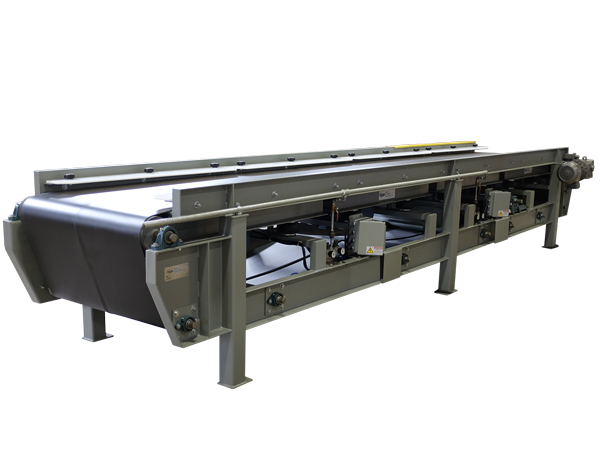 Vibratory Belt Conveyors for the Concrete Industry
