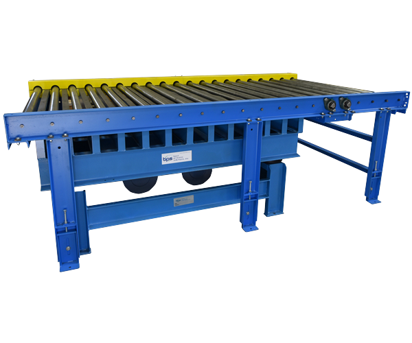 Grid Deck Vibratory Table Conveyor