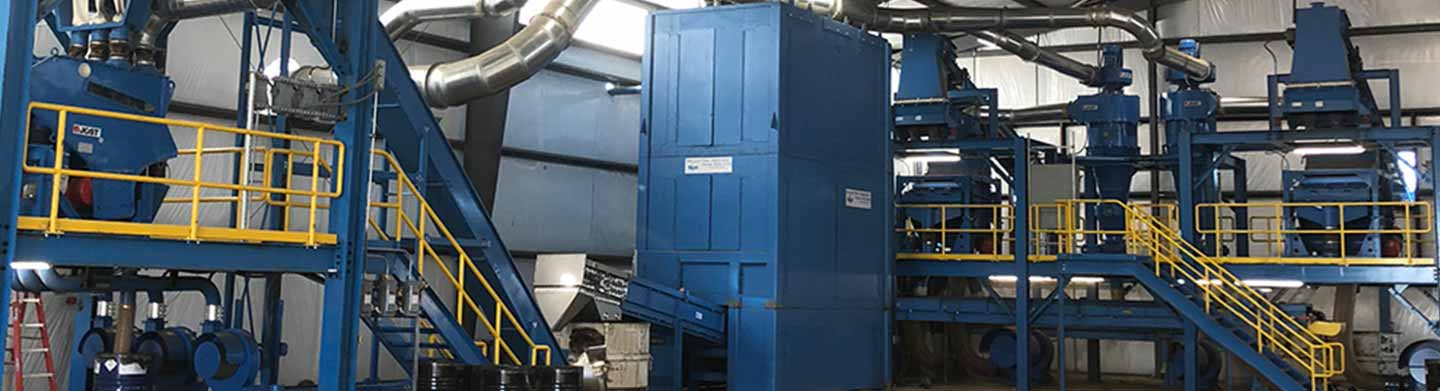 RecoverMax Fines System for Recycling