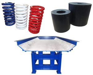 replacement parts for recycling equipment